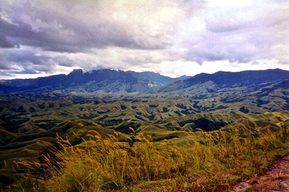 Nausori Highlands in Fiji - Best Season