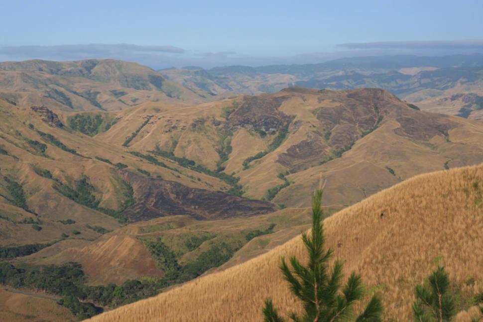 Nausori Highlands in Fiji - Best Time