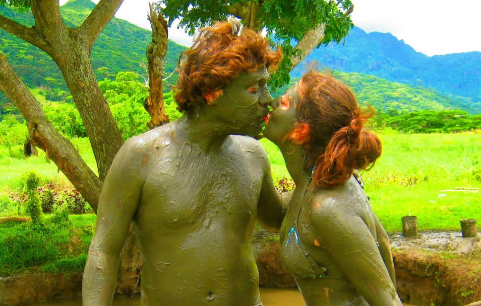 Sabeto Hot Springs and Mud Pool in Fiji - Best Season
