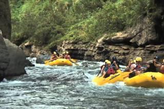 Upper Navua River Rafting
