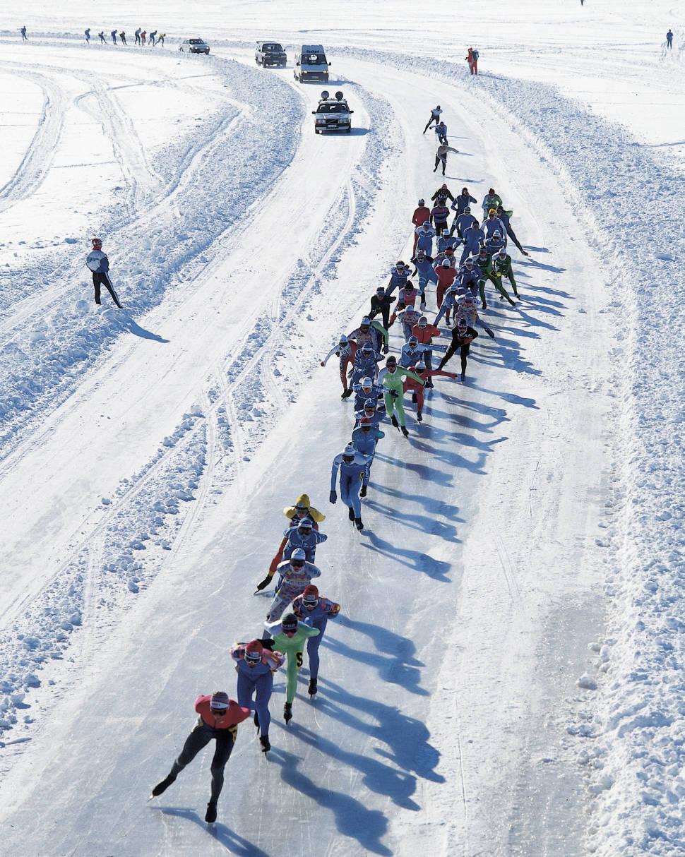 Finland Ice Marathon in Finland - Best Season