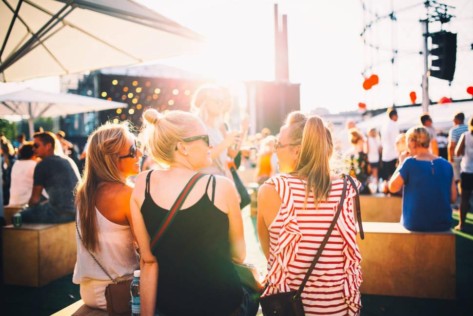 Flow Festival in Finland - Best Season