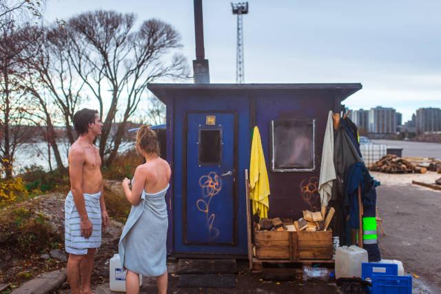 Best time for Helsinki Sauna Day in Finland