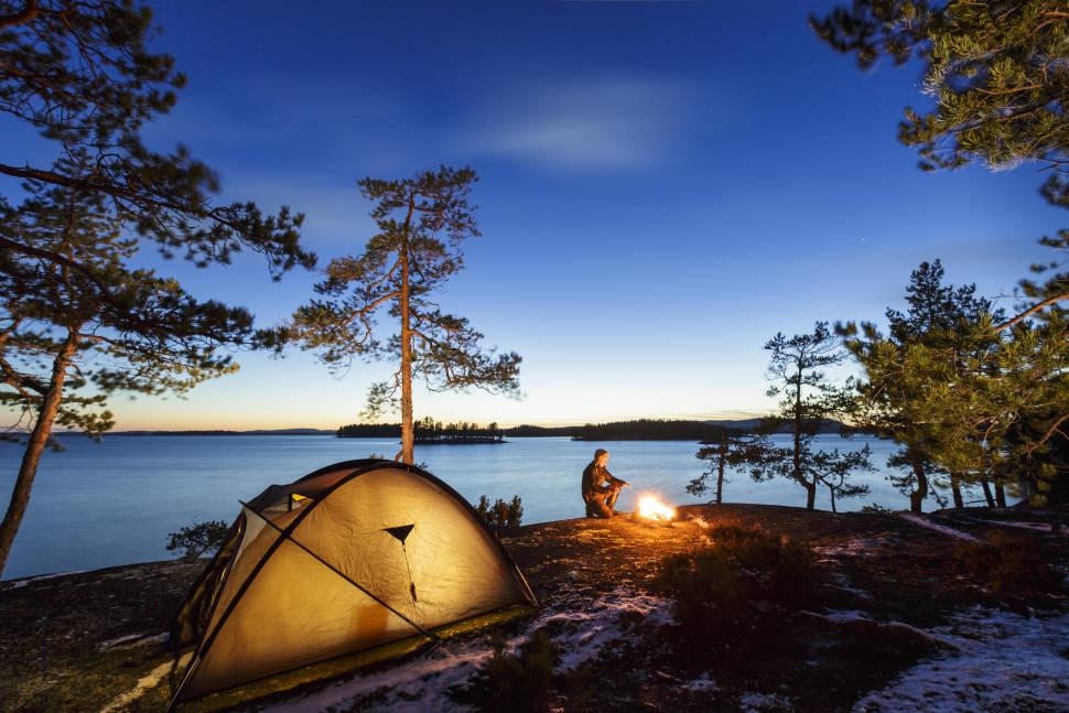 Hiking in Finland - Best Season