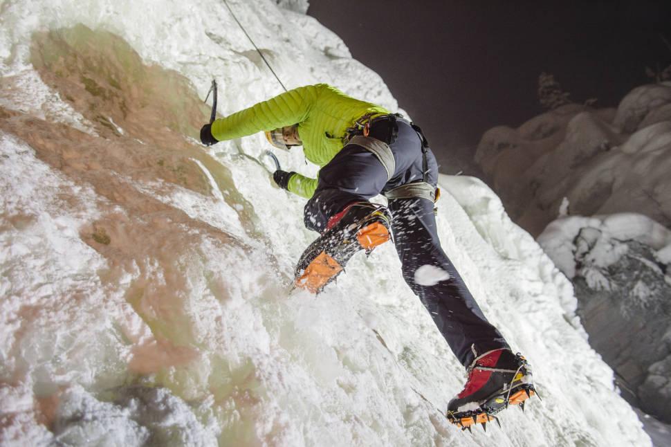 Ice Climbing in Finland - Best Season