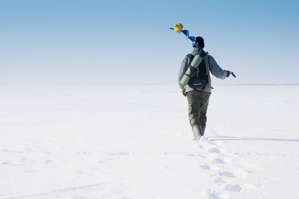 Ice Fishing in Finland - Best Season