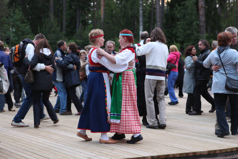 Best time to see Juhannus (Midsummer) in Finland