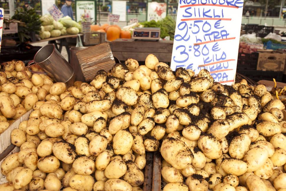 New Potato Obsession in Finland - Best Season