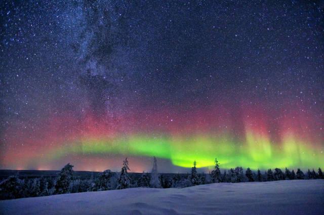 Northern Lights in Finland - Best Season