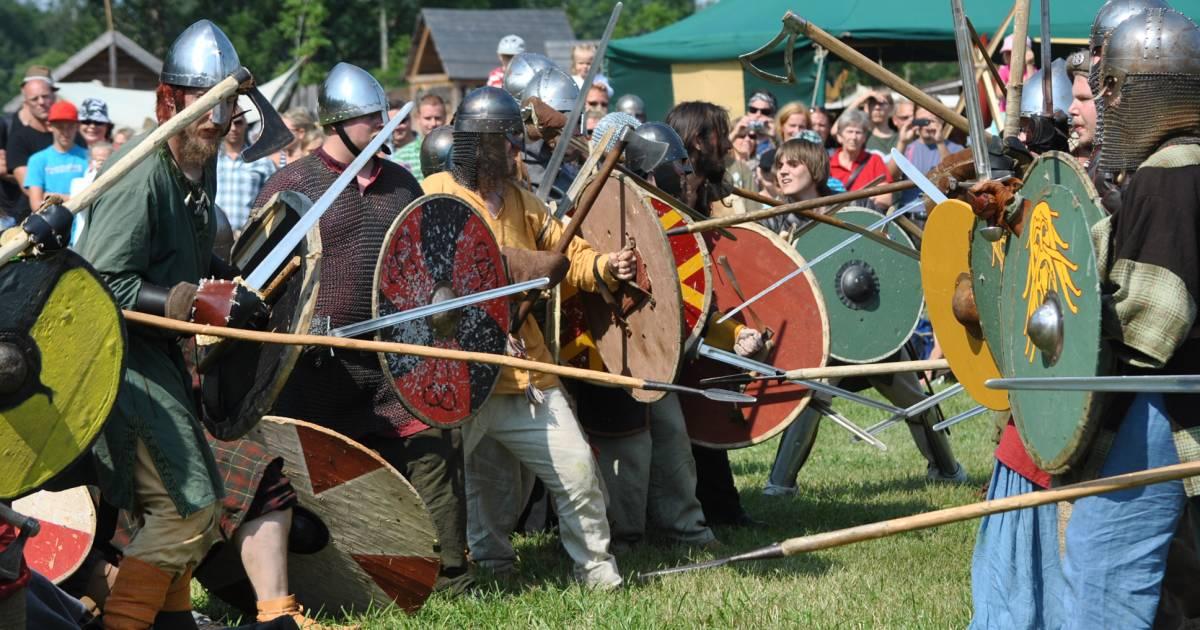 Viking Market in Finland - Best Time