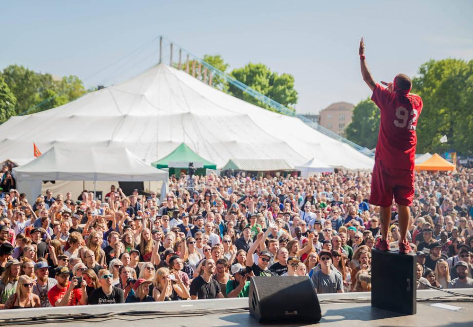 World Village Festival in Finland - Best Season
