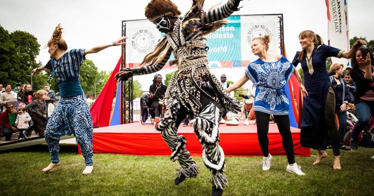World Village Festival in Finland - Best Time
