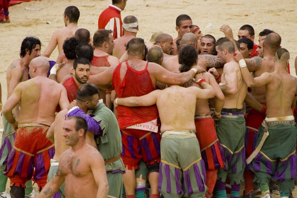 Best time to see Calcio Storico in Florence