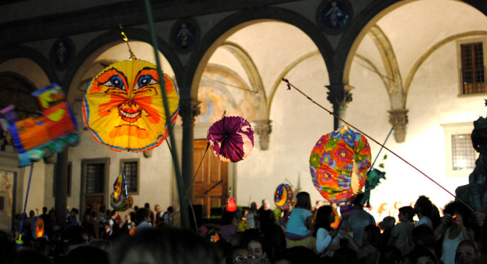 Festival of the Paper Lanterns: Rificolona in Florence - Best Season