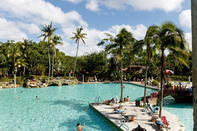 Venetian Pool, Coral Gables in Florida - Best Time