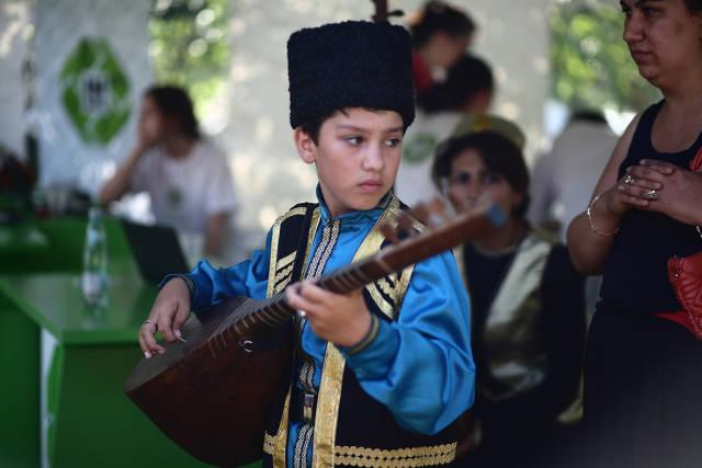 Art-Gene Festival in Georgia - Best Time