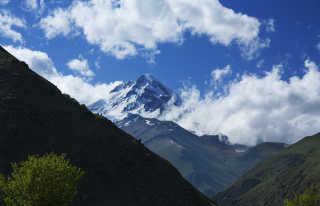 Kazbegi Ascent