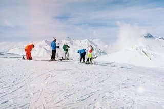 Skiing Season
