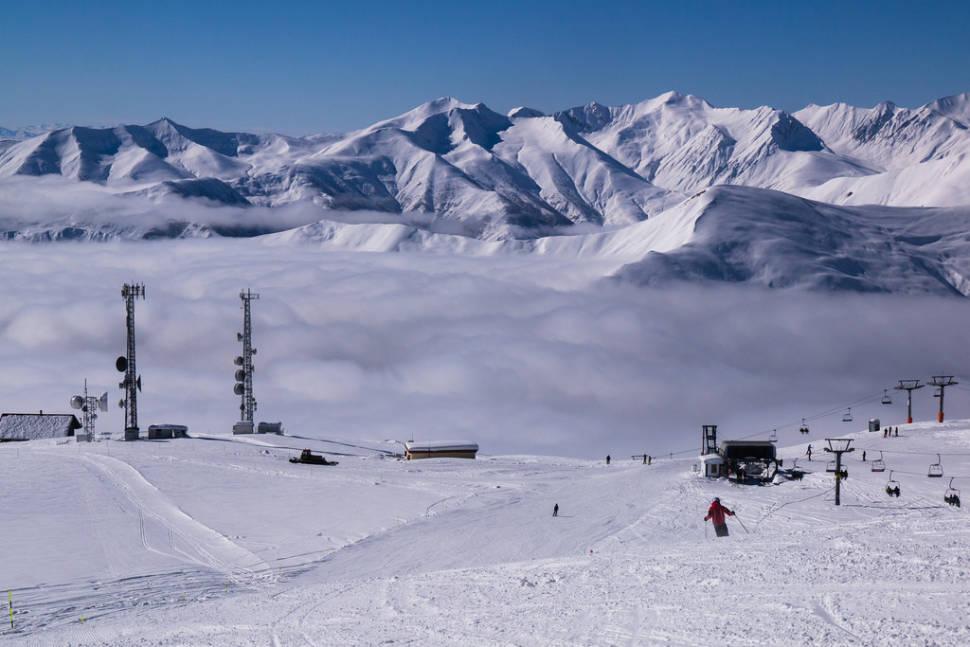 Winter in Georgia - Best Time
