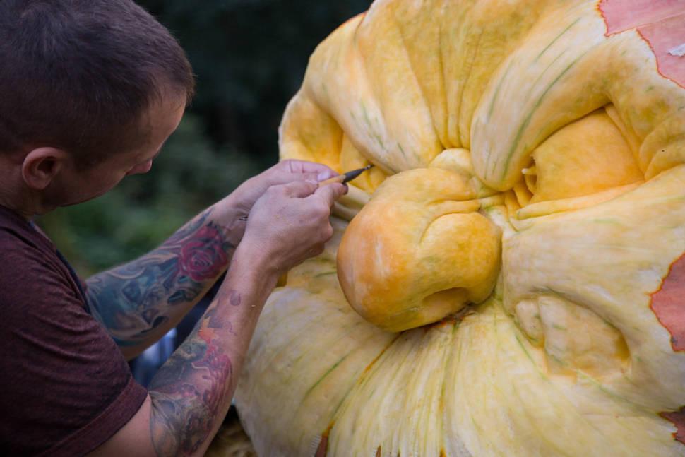 Ludwigsburg Pumpkin Festival in Germany - Best Season