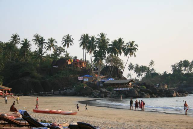 Best time for Beach Season in Goa