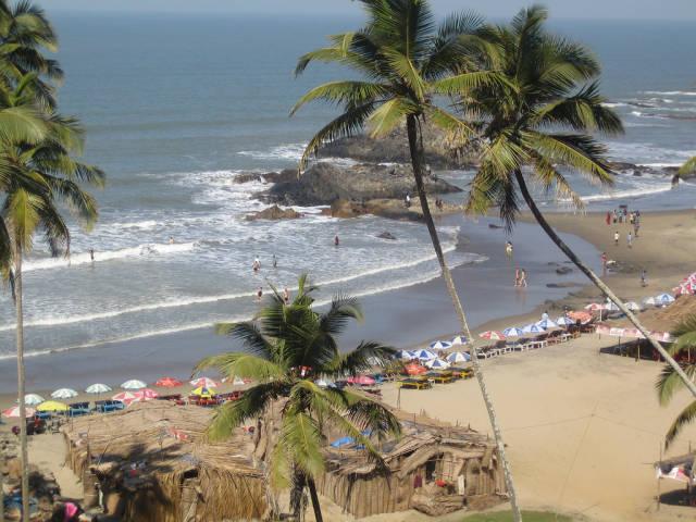 Beach Season in Goa - Best Time