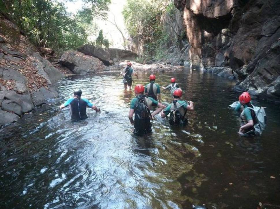 Canyoning in Goa - Best Time