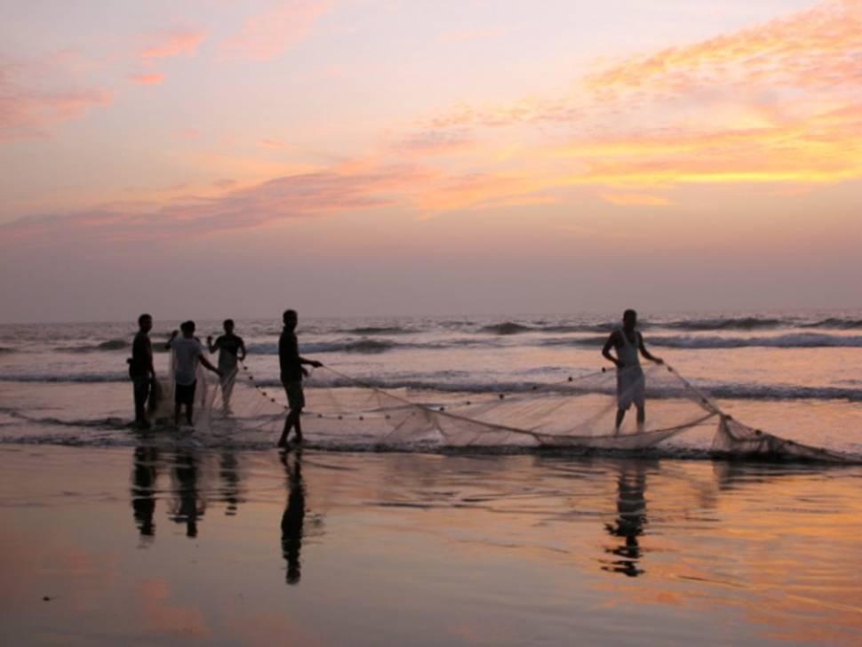 Fishing in Goa - Best Season