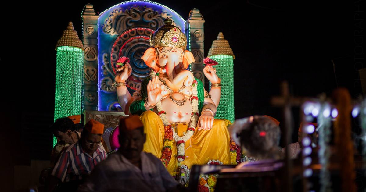 Ganesh Chaturthi in Goa - Best Time