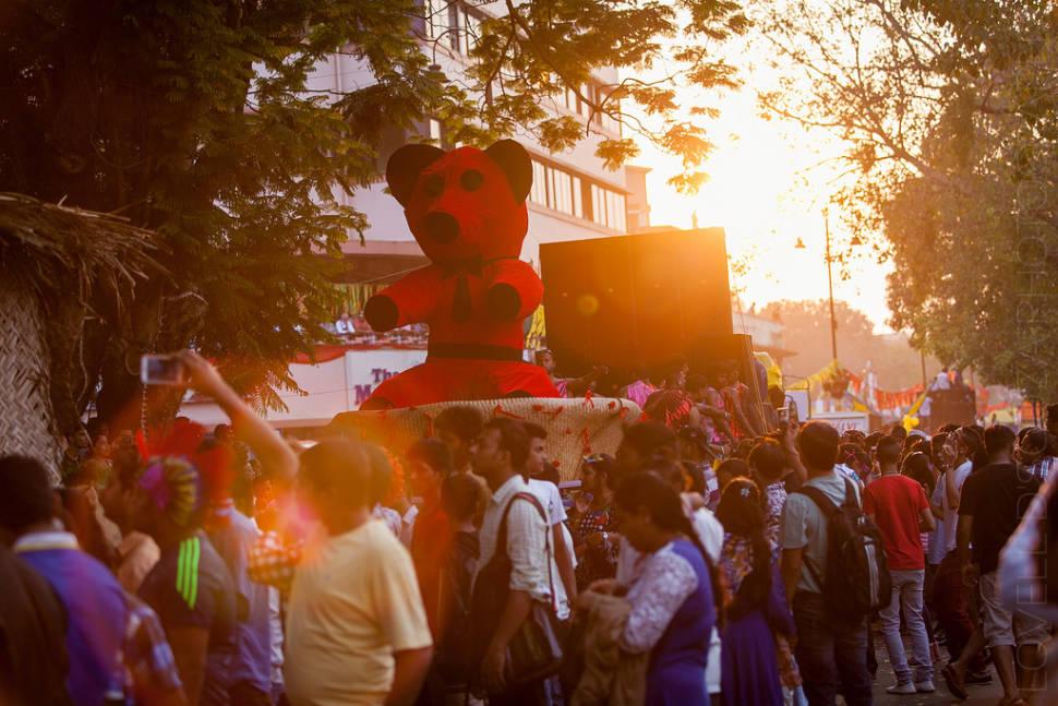 Goa Carnival in Goa - Best Season