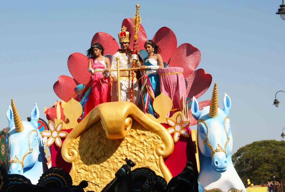 Goa Carnival in Goa - Best Time