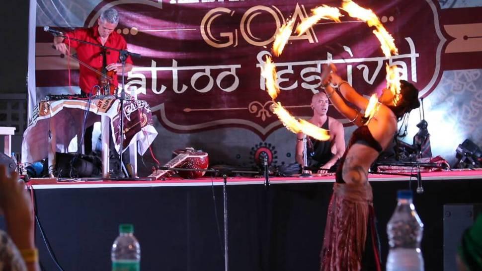 Goa Tattoo Festival in Goa - Best Season