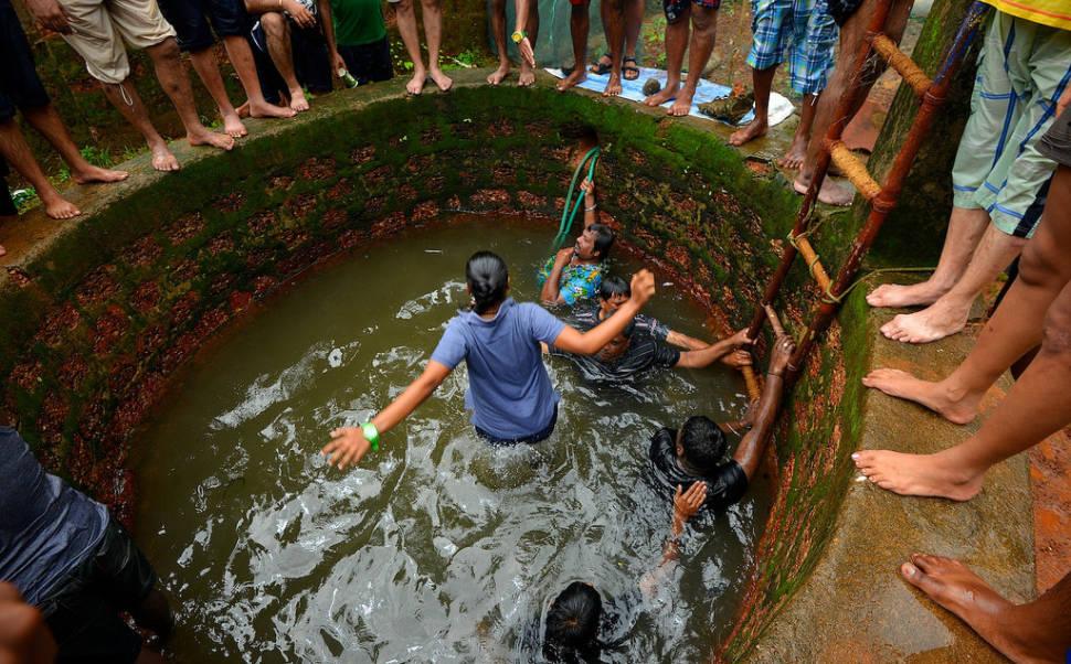 Best time for Sao Joao Festival in Goa