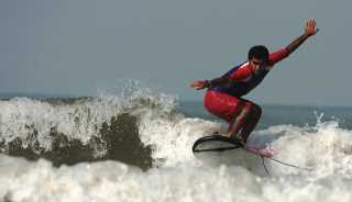 Surfing, Kitesurfing, and Windsurfing