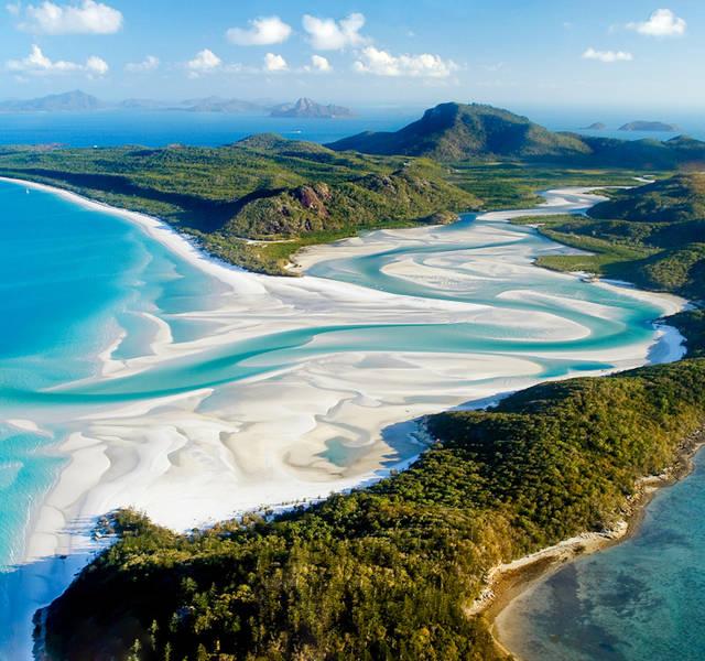 Beach Season in Great Barrier Reef - Best Season