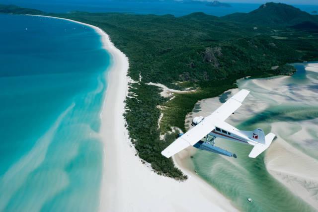 Best time for Beach Season in Great Barrier Reef