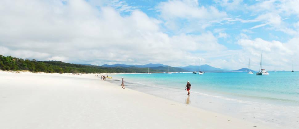 Beach Season in Great Barrier Reef - Best Time