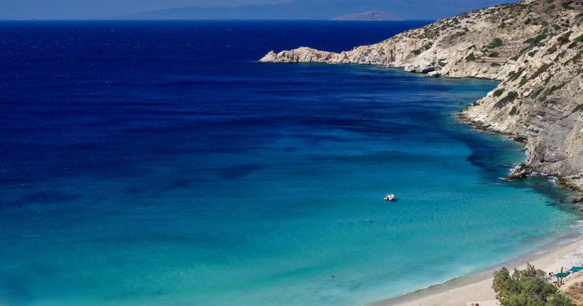 Beach Season in Greece - Best Time