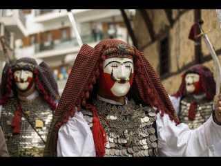 Naoussa Carnival