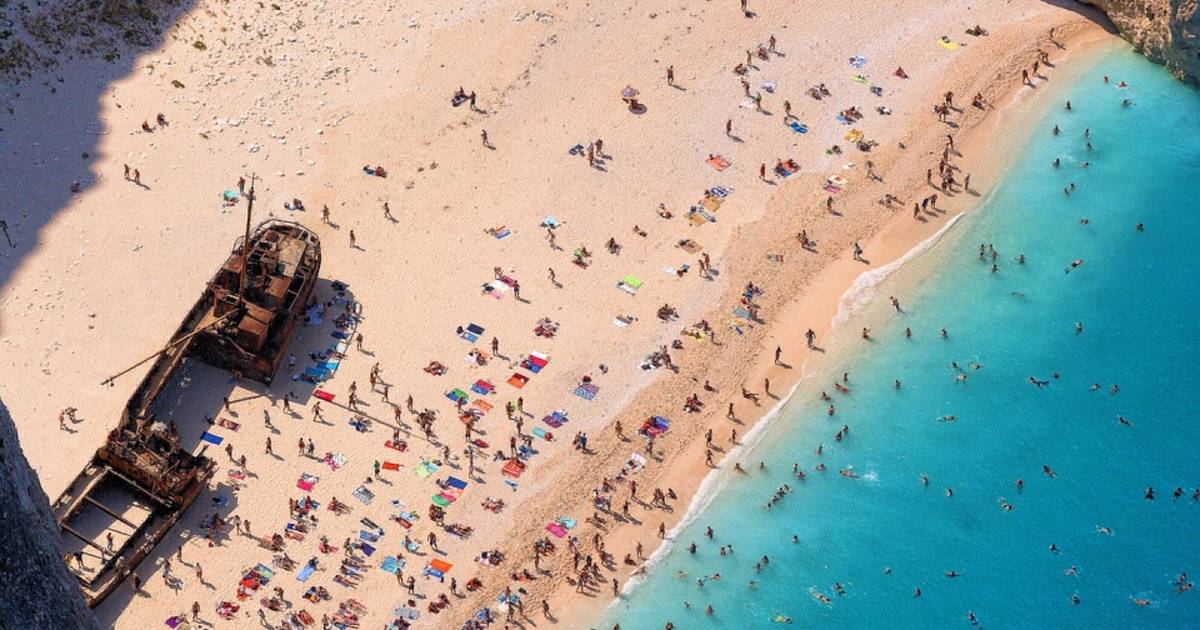 Navagio Shipwreck Beach in Greece - Best Time
