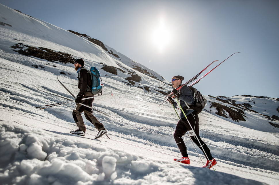 Arctic Circle Race in Greenland - Best Time