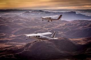 Flightseeing