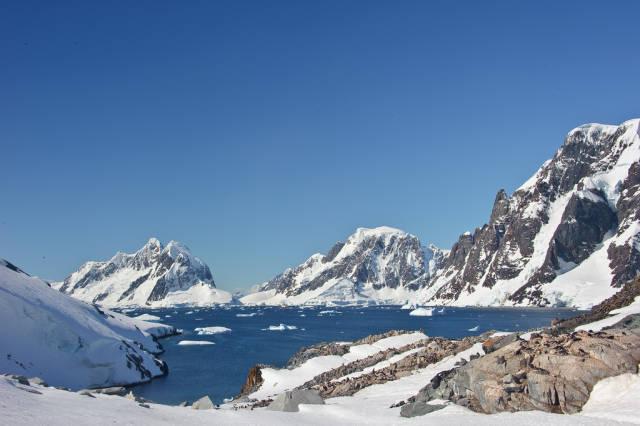 Greenland Ice Sheet in Greenland - Best Season