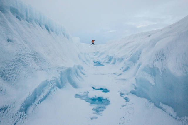 Best time for Greenland Ice Sheet in Greenland