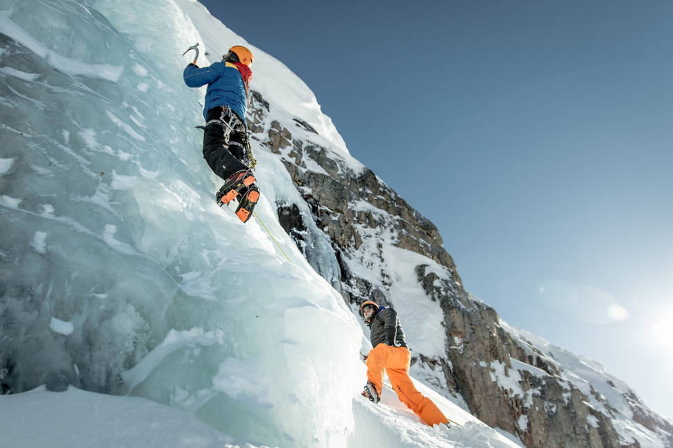 Ice Climbing and Mountaineering in Greenland - Best Time