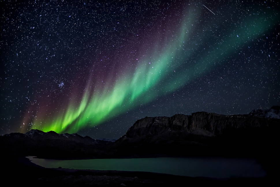 Northern Lights in Greenland - Best Time