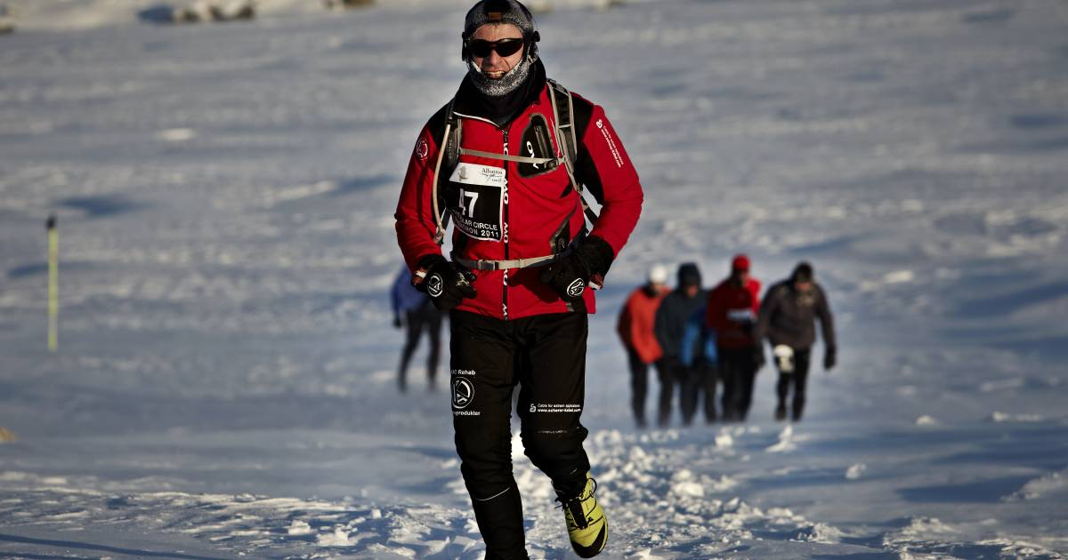 Polar Circle Marathon in Greenland - Best Time