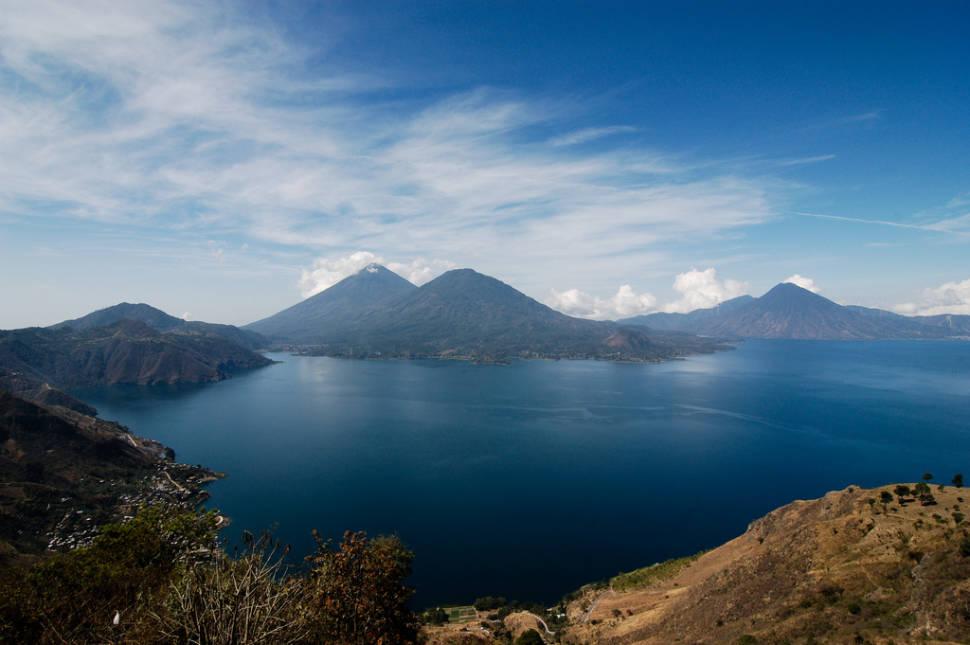 Lake Atitlán in Guatemala - Best Time