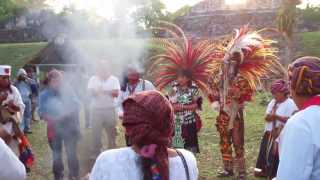 Mayan Equinox and Solstice