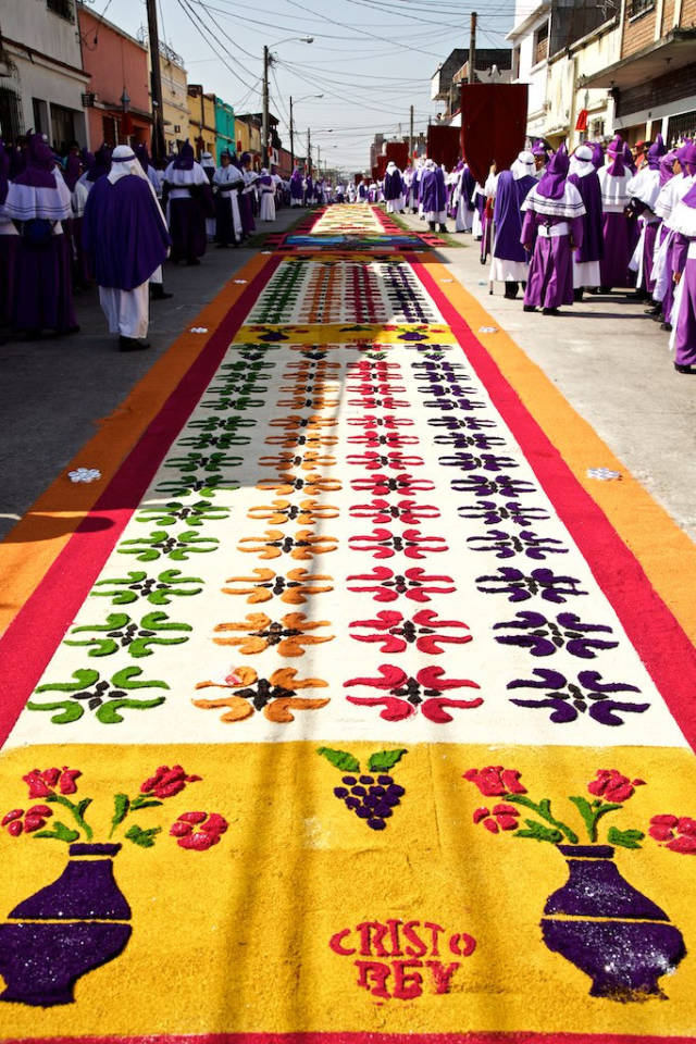 Best time for Semana Santa (Holy Week) in Antigua in Guatemala